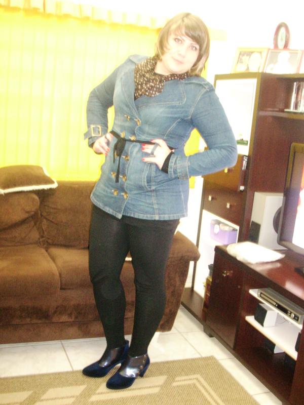 Look com Melissa Cirque